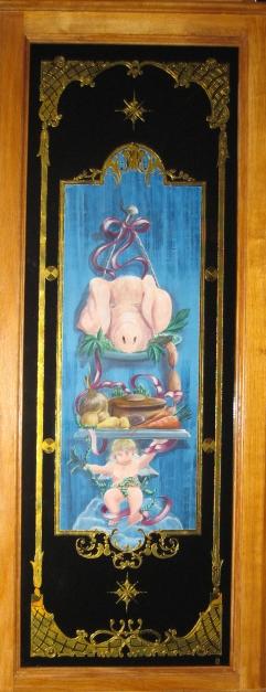 décor ange-cochon
