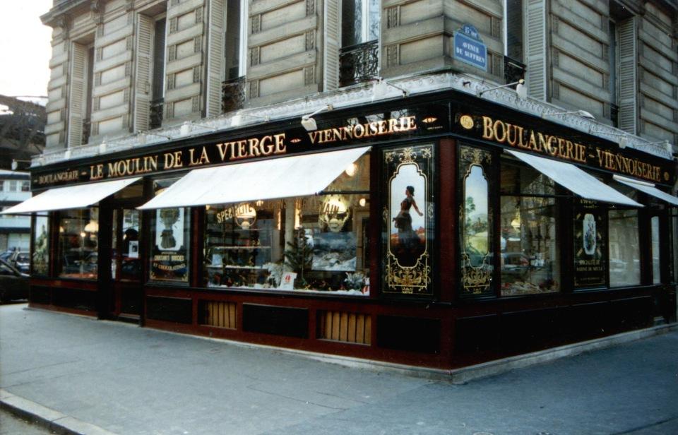 Boulangerie le Moulin de la Vierge Suffren