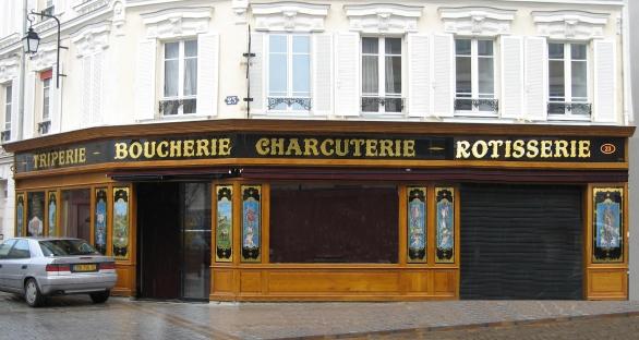 Boucherie charcuterie rôtisserie