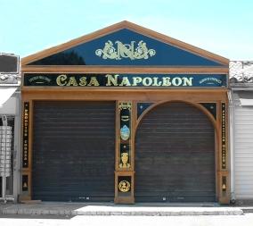 boutique Casa Napoleon Porticcio rue Fesch