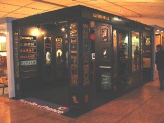 Vue générale du stand Salon du Patrimoine 2003