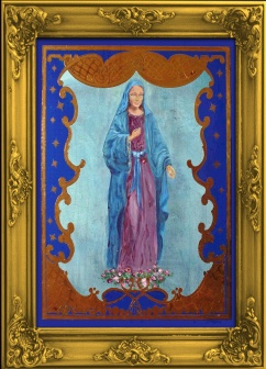 Décor la Sainte Vierge