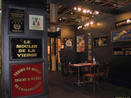 interieursu stand foire de paris 2002