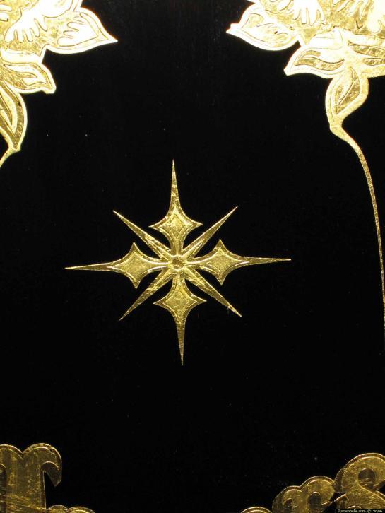 panneau zoom sur étoile