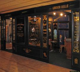 stand salon du patrimoine 2003