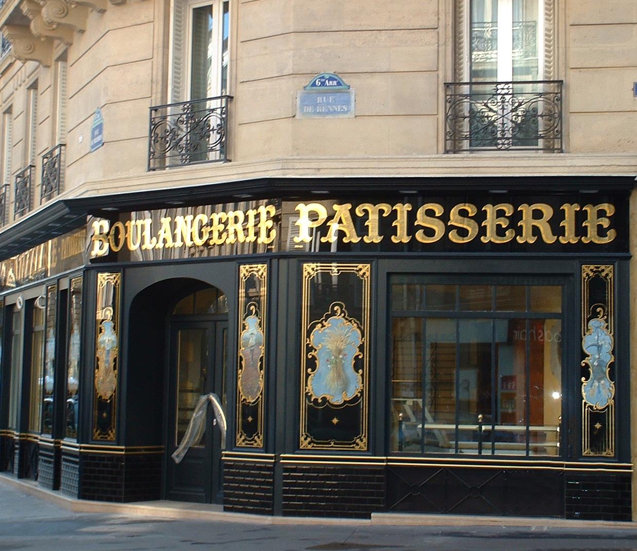 boulangerie rue de paris