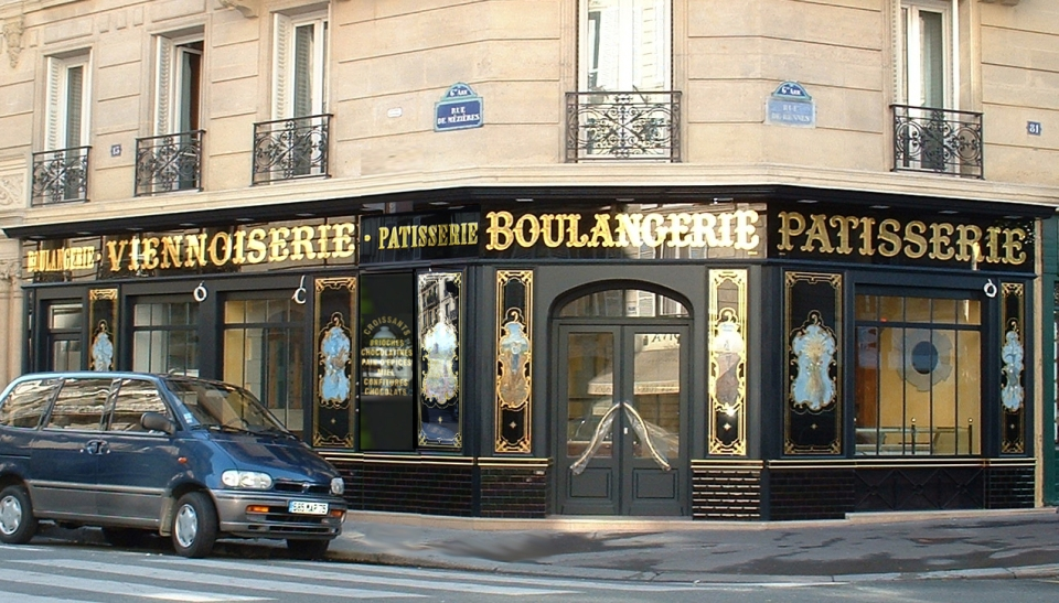 vue générale Boulangerie 81 rue de Rennes