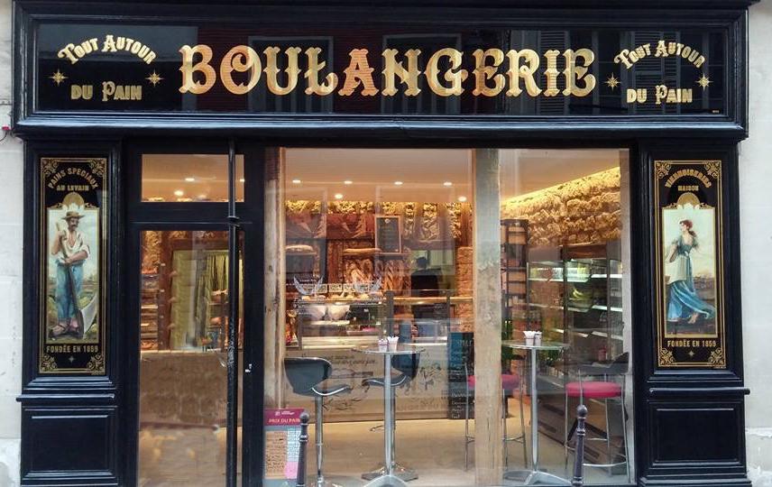 boulangerie 59 rue de saintonge paris lucien helle fils. Black Bedroom Furniture Sets. Home Design Ideas