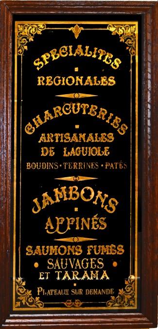 charcuteries artisanales de Laguiole